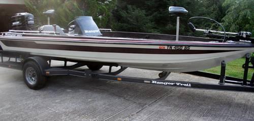 19 Ranger 390v Apache Series 1993 19 Foot 1993 Boat In