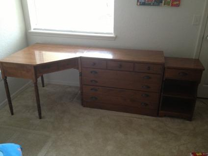 $190 OBO Ethan Allen - Bedroom Set, Antique, original