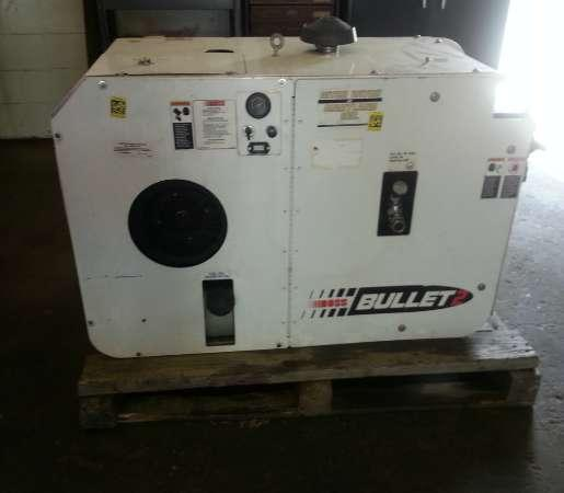 1900 Other Boss Bullet 2 Air Compressor For Sale In Glen