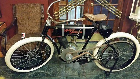1905 Harley Davidson Replica (WI) -