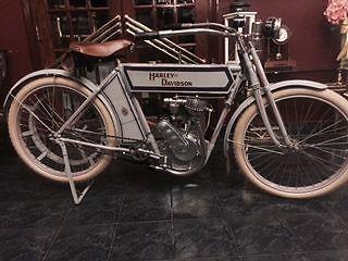 1911 Harley Davidson Silent Grey Fellow (WI) -