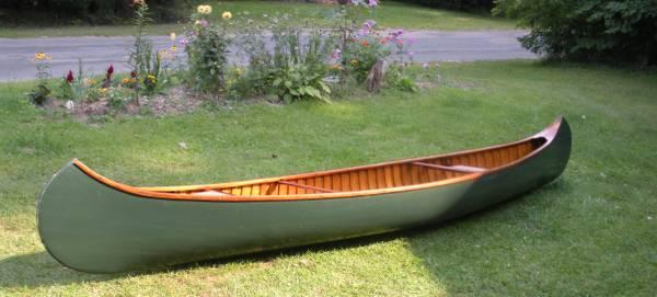 1911 Old Town Canoe - Charles River Model, AA Grade - Serial # 14009 - $2500
