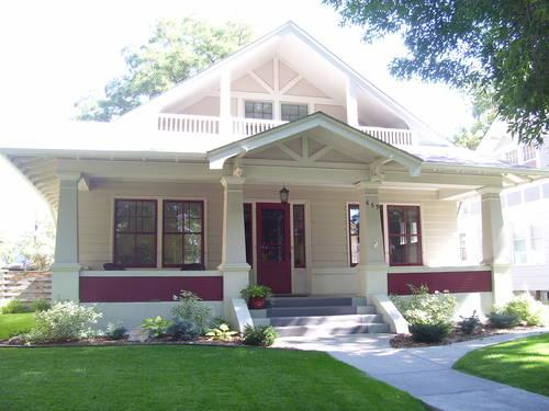 1912 Craftsman Style House For Sale In Helena Montana