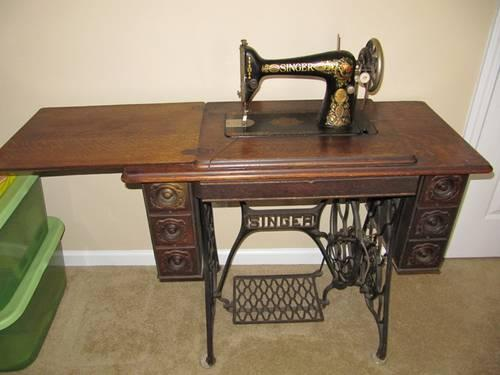 Singer Sewing Machine Cabinet Classifieds Buy Sell Singer Sewing Classy Antique Sewing Machine Cabinets Singer