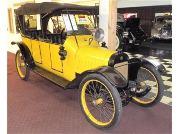 1914 Antique Woods Mobile