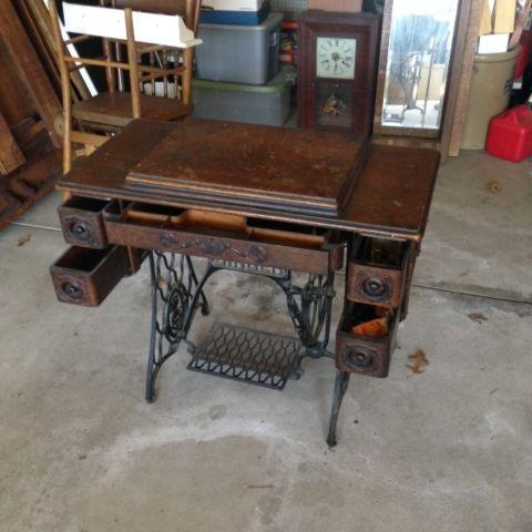 40 Singer Sewing Machine For Sale In Kirtland Hills Ohio Inspiration 1915 Singer Sewing Machine
