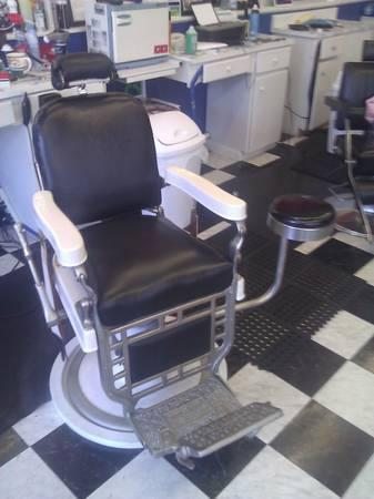Koken Barber Chair Classifieds Across The Usa Page 2 Americanlisted