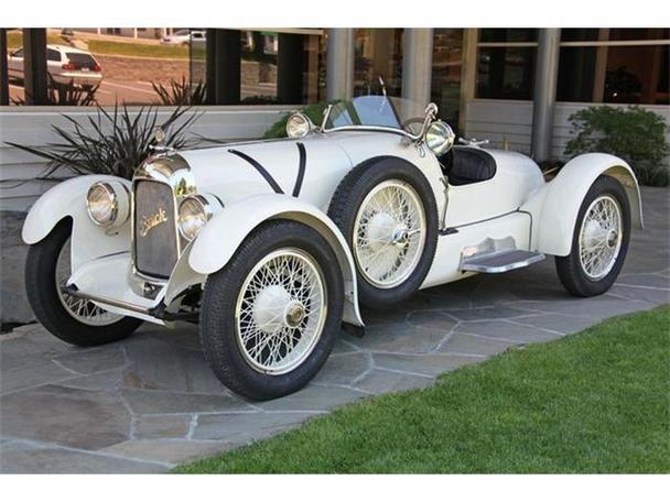 1922 Buick Custom