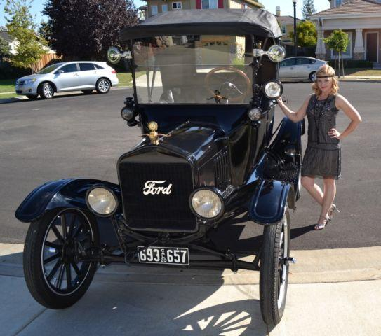 1923 ford model t runabout nice restoration for sale in for American restoration cars for sale