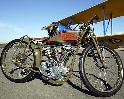 1923 Harley Davidson Indirect Action Two Cam 8 Valve Board