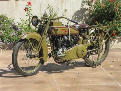 1924 Harley Davidson Famous J Model Je V Twin For Sale In Pensacola