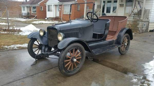 1924 Willys Overland