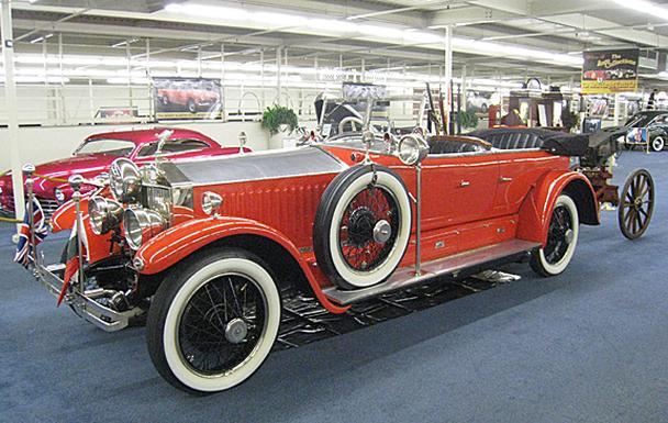 1925 rolls royce phantom i barker torpedo tourer price on request for sale in las vegas nevada. Black Bedroom Furniture Sets. Home Design Ideas