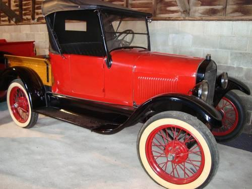 1926 ford model t roadster pickup for sale in co bluffs iowa classified. Black Bedroom Furniture Sets. Home Design Ideas