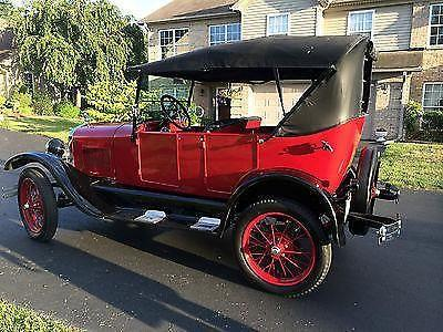 1926 ford model t touring car 4 door for sale in louisville kentucky classified. Black Bedroom Furniture Sets. Home Design Ideas