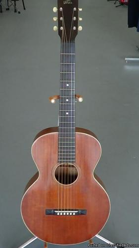 1926 Gibson acoustic guitar
