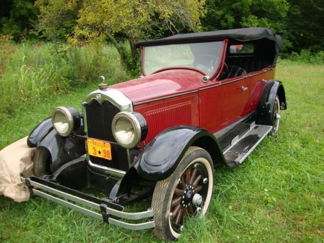 1927 buick master touring convertible classic 1927 buick convertible in danville ky. Black Bedroom Furniture Sets. Home Design Ideas