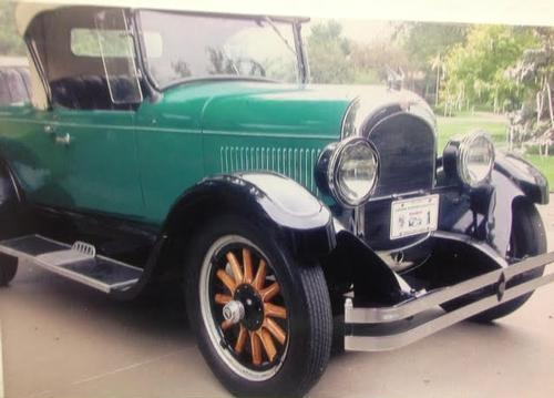 1927 Chrysler Model 50 Roadster For Sale In Grand Blanc