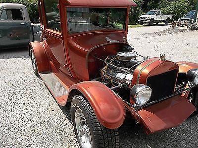 1927 Model T Hot Rod Orange Restored For Sale In Little
