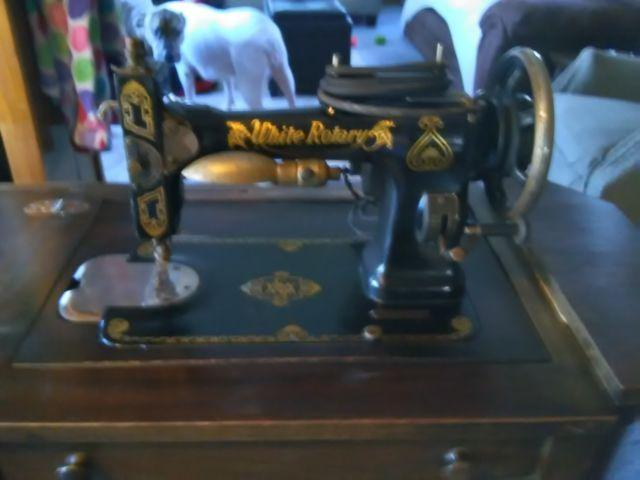 White Rotary Sewing Machine Classifieds Buy Sell White Rotary Fascinating 1927 White Rotary Sewing Machine