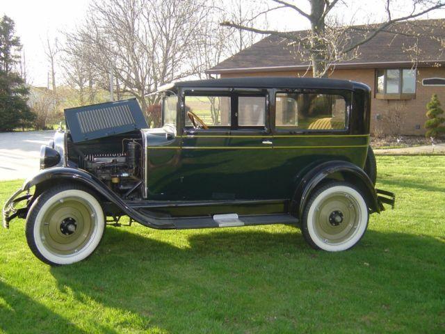 1928 Chevrolet Coupe Vintage Car