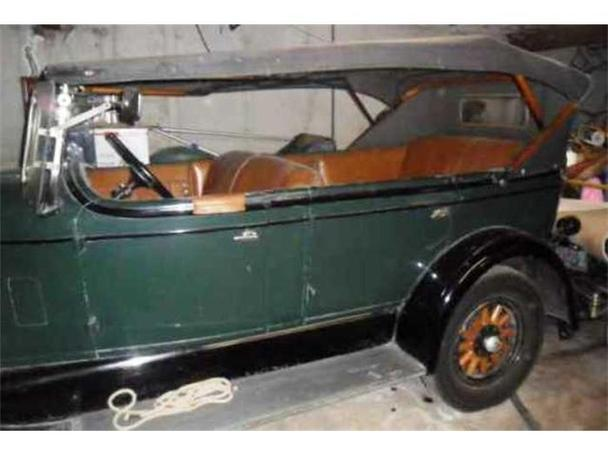 1928 chrysler series 72 for sale in south bloomfield ohio classified. Black Bedroom Furniture Sets. Home Design Ideas