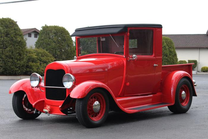 1928 ford model a pickup truck for sale in frisco texas classified. Black Bedroom Furniture Sets. Home Design Ideas