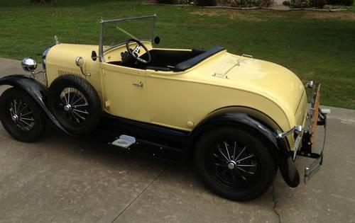 Cars For Sale In Arkansas >> 1929 Ford Model A Roadster Shay Reproduction for Sale in ...