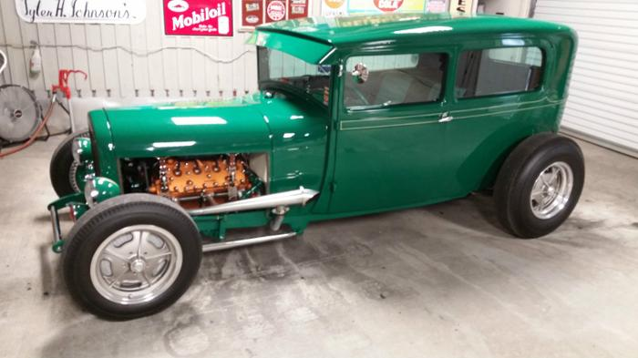 1929 FORD MODEL A STREET HOT ROD