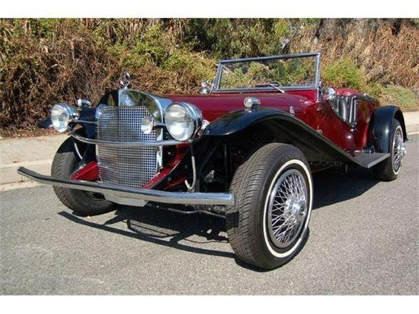 1929 Mercedes Benz Ssk For Sale In Inglewood California