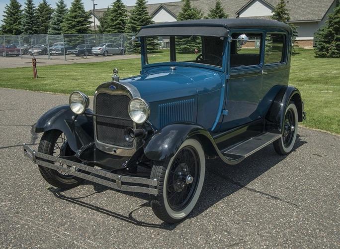 1929 model a 2 door sedan for sale in otsego minnesota for 1929 ford model a 4 door sedan