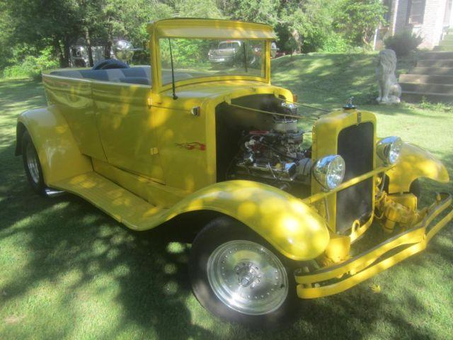 Used Cars Richmond Ky >> 1929 nash street rod auto. 350 engine, yellow conv. for ...
