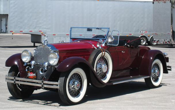 Used Cars Cleveland Ohio >> 1929 Packard 640 Custom Eight Roadster Price On Request for Sale in Las Vegas, Nevada Classified ...