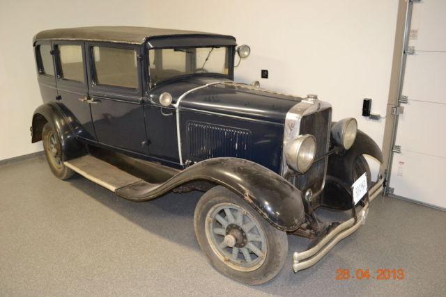 1929 peerless model 6 81 four door sedan for sale in toledo ohio classified. Black Bedroom Furniture Sets. Home Design Ideas