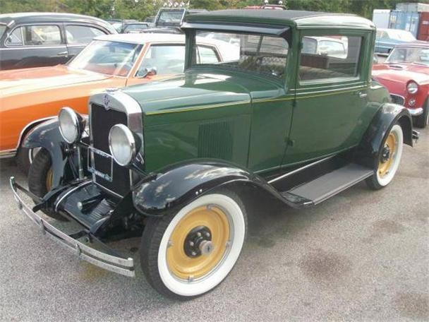 1930 chevrolet 3 window coupe for sale in cadillac