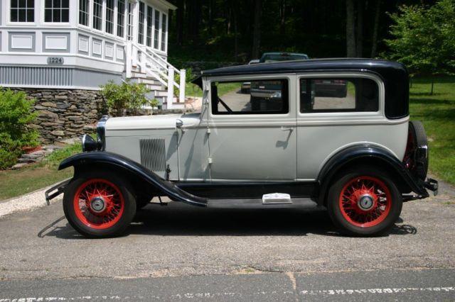 1930 chevy 2 door sedan for sale in hardwick for 1930 chevrolet 4 door sedan