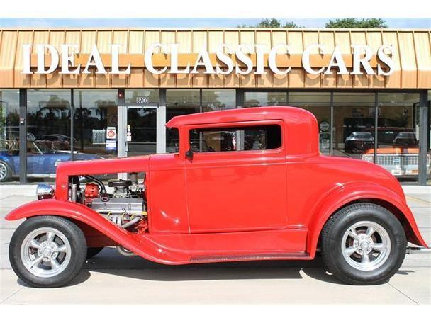 1930 ford 3 window coupe for sale in sarasota florida