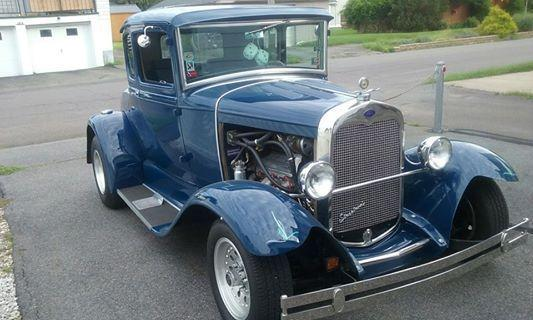 1930 ford model a 5 window coupe pa for sale in peckville pennsylvania classified. Black Bedroom Furniture Sets. Home Design Ideas