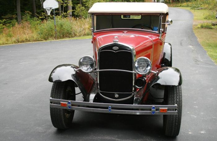 1930 Ford Model A Roadster Pick Up Truck in Excellent Condition!
