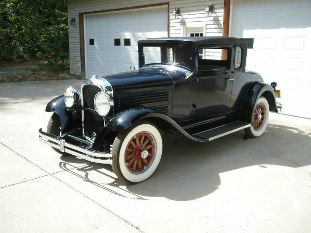 1930 marmon roosevelt coupe for sale in bloomington indiana classified. Black Bedroom Furniture Sets. Home Design Ideas