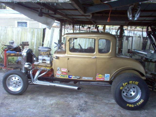 1930 PRO FORD COUPE V8. A FUN CAR. TRADE FOR PICKUP