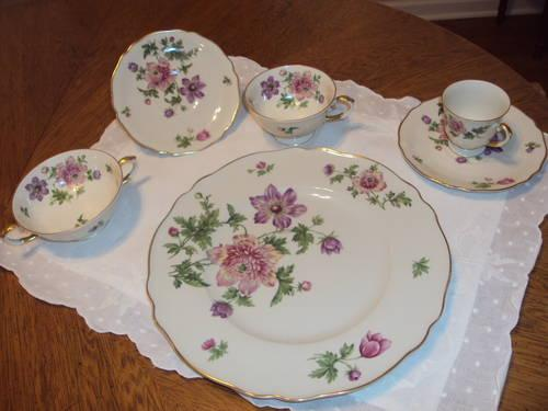 1930's German Antique China