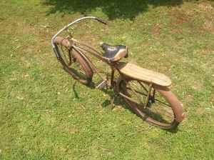 1930's or 1940's Western Flyer Bicycle - $200 (Bossier