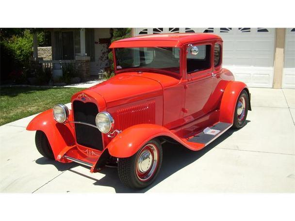 1930 ford 5 window coupe for sale in orange california