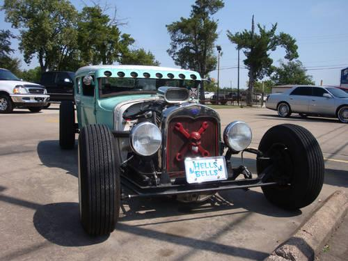 1930 ford model a rat rod for sale in pasadena texas. Black Bedroom Furniture Sets. Home Design Ideas