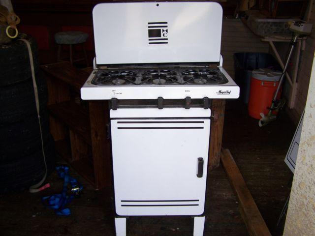 1930s Magic Chef Kitchen Stove