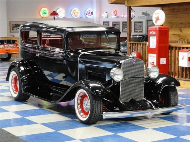 1931 chevrolet 2 dr sedan for sale in new braunfels texas for 1931 chevy 2 door sedan