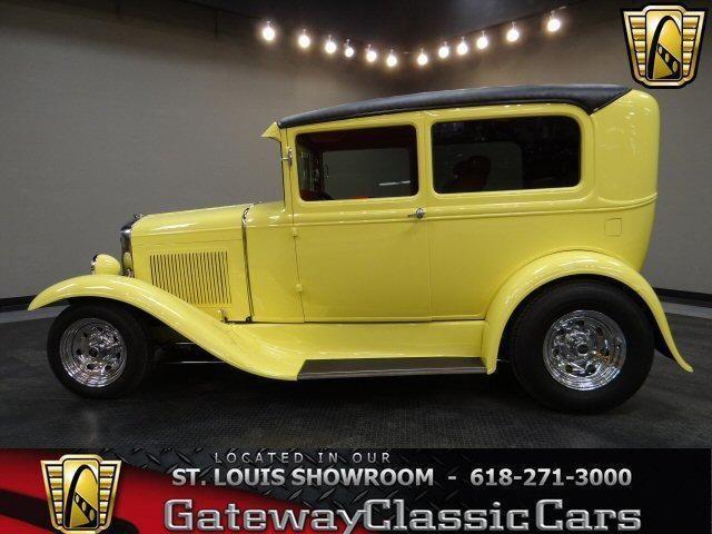 1931 ford model a 2 door sedan 5895stl for sale in east for 1931 ford model a 2 door sedan
