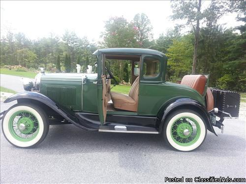 1931 ford model a for sale for sale in hendersonville north carolina classif. Cars Review. Best American Auto & Cars Review