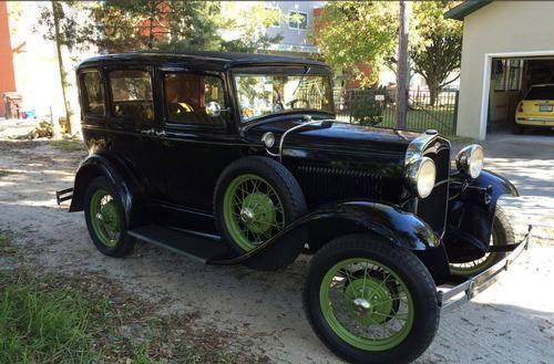 1931 ford model a four door for sale in anastasia island for 1931 ford model a 4 door for sale